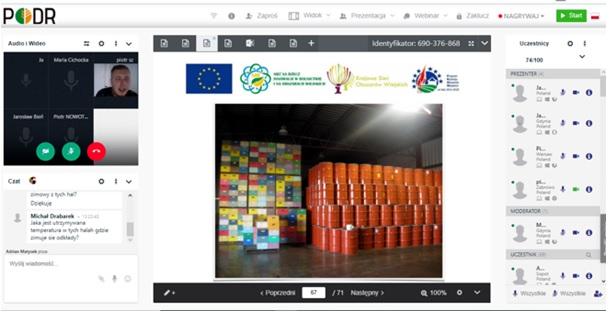 Innowacyjne rozwiązania wspierające rozwój gospodarki pasiecznej oraz ochronę pszczoły miodnej - konferencja online 2