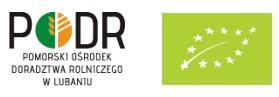 Logo PODR - Logo żywność ekologiczna